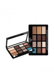 Палитра Pro Eye Shadow Contour&Highlight M493